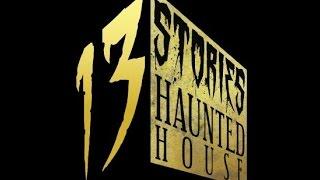 13 Stories Haunted House Apocalypse Zombie Experience Promo