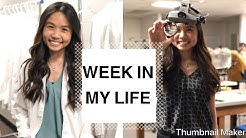 Week in the life of an OPTOMETRY STUDENT | First Year