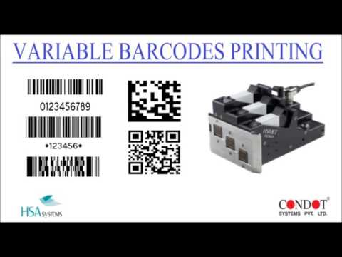 Coding Marking and Variable Data Printing By Maptech Incorp, Chennai