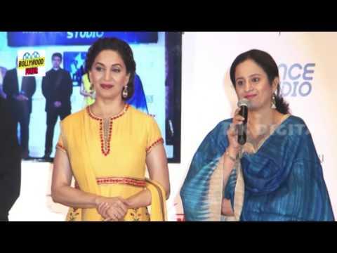 Dance Studio Launch By Madhuri Dixit Nene