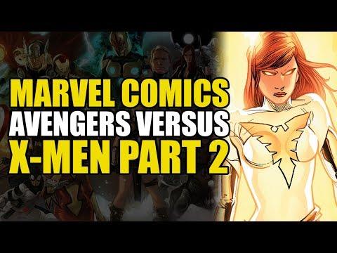 The Phoenix Five (Avengers vs X-Men Vol 2: The Power of Gods)