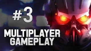 Killzone: Shadow Fall (PS4) - Online Multiplayer Gameplay #3 - KILLING SPREE
