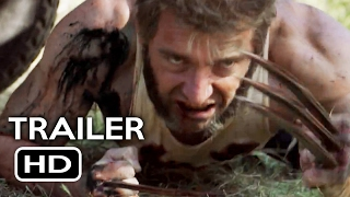 Logan Super Bowl Trailer (2017) Hugh Jackman Wolverine Movie HD