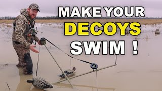 Motion Decoy System | DuxTrac- First Look