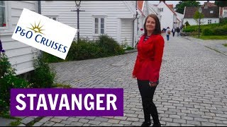 P&O Britannia - Stavanger - Norwegian Fjords Cruise Vlog #2