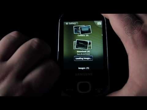Test & utilisation du Samsung Galaxy 5 / Galaxy 550