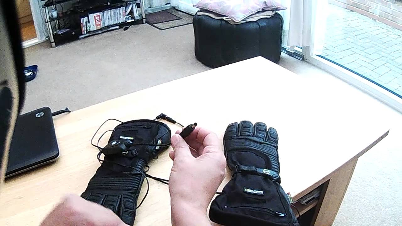 Gerbing Hybrid Or T5 Heated Gloves Review Youtube