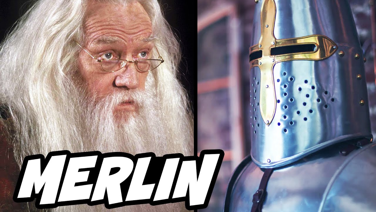 Download The Story of Merlin (The Most Powerful Wizard) - Harry Potter Explained