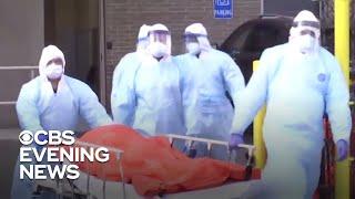 U.S. coronavirus death toll surpasses 100,000