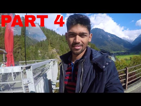 Driving in Swiss Alps|PART 4|Zürich vlog