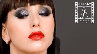 Make-Up Atelier Paris: Make Up Tutorial - Crazy Horse Look Thumbnail
