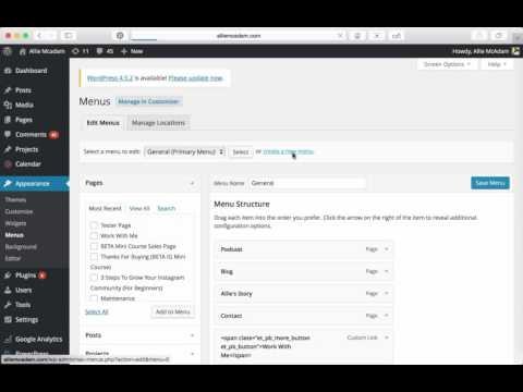 how-to-link-your-pages-to-your-navigation-menu-on-wordpress