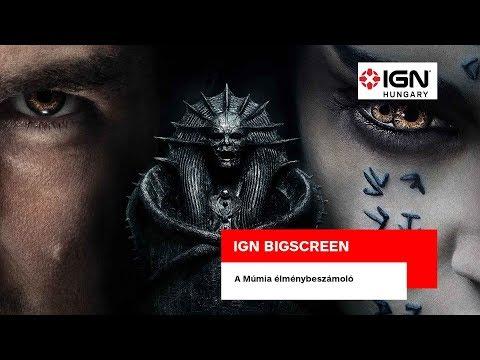 IGN BigScreen: A múmia élménybeszámoló letöltés
