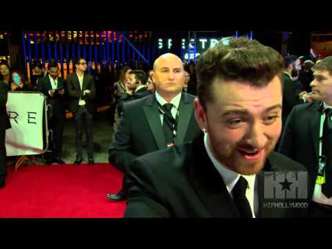 Sam Smith Wants To Work With Kanye West!