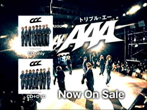 AAA / CCC-CHALLENGE COVER COLLECTION-(TV SPOT)