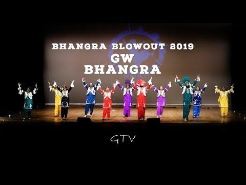 GW Bhangra – Bhangra Blowout 2019