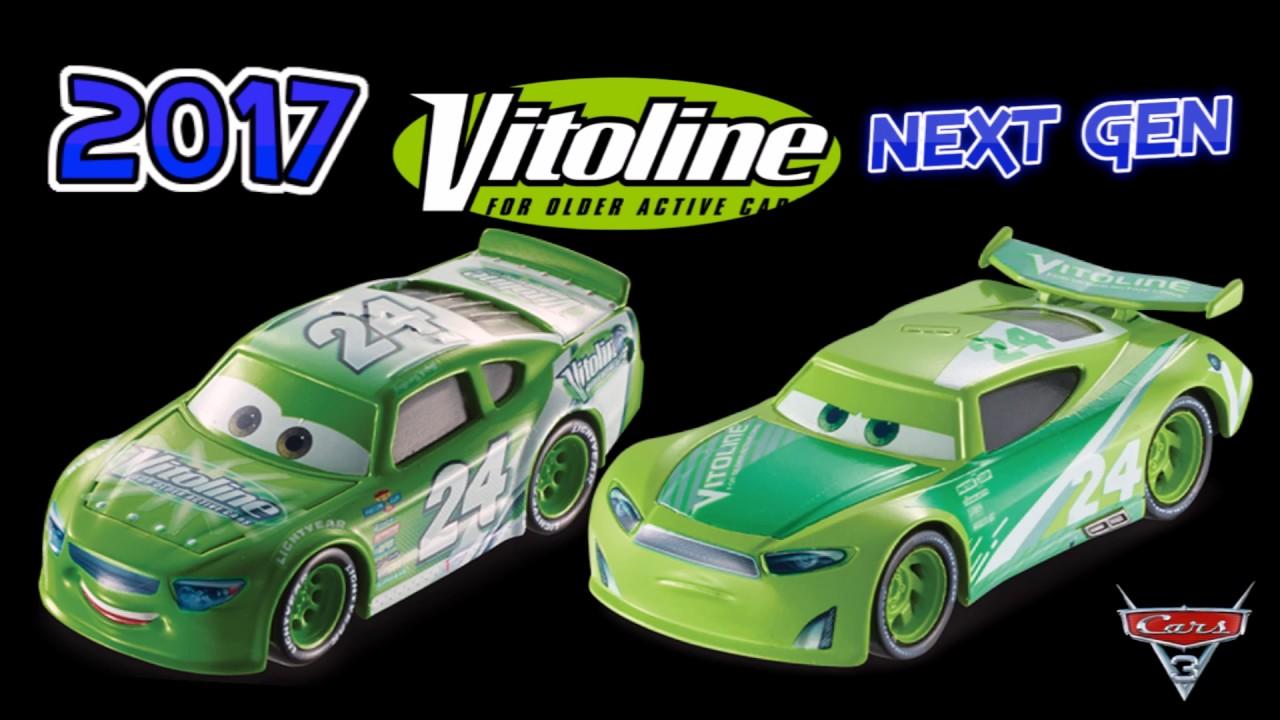 Mattel disney pixar cars 3 piston cup racers cars 1 to cars 3 visual - Cars 3 Piston Cup Veterans Vs Next Generation Racers