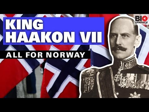 King Haakon VII: All For Norway