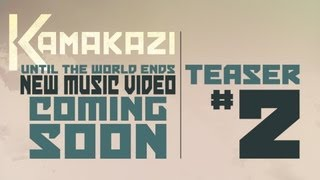 "Teaser #2 | ""Until The World Ends"" Music Video"