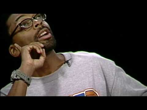 "Spike Lee interview on ""Summer of Sam"" on Charlie Rose (1999)"