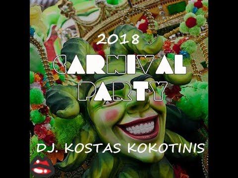 LATIN 2018 DJ  KOSTAS KOKOTINIS