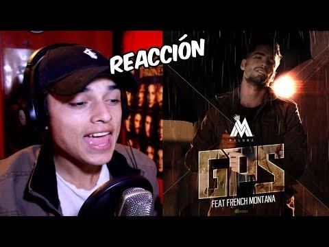 Video Reacción | Maluma - GPS (Audio) ft. French Montana
