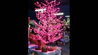 Our New 5500 Led Outdoor/indoor R/c Tree - Christmas Decoration -  Dpr Wholesalers