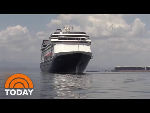 As Coronavirus Spreads Aboard Cruise Ship, Passengers Plead For Help | TODAY