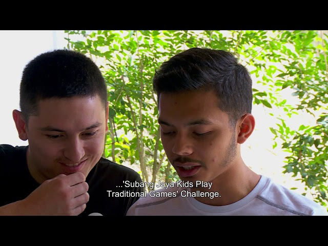 The House (Musim 3) : Episod 3 - Budak Subang Jaya main ting-ting.