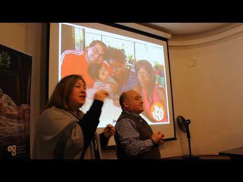 Andrea Vallette Campos y Javier Menéndez Salinas -Fundación Viña San Bernardo- 2/2