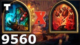 Hearthstone: Kobolds & Catacombs Shaman vs Lava-Filled Chamber [06] (9560)