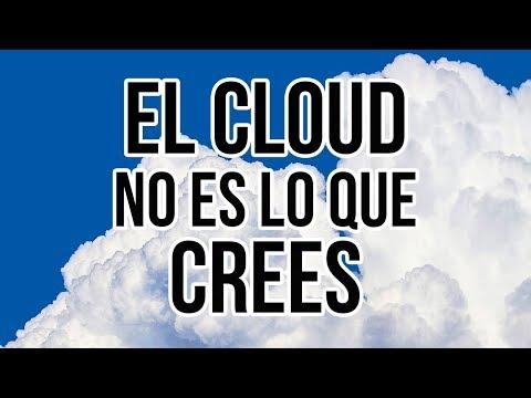 ¿Qué es realmente el Cloud?