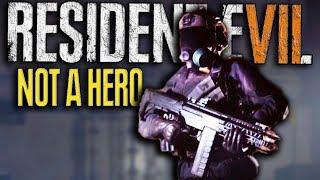 Resident Evil 7 - Not a Hero DLC | Full Playthrough