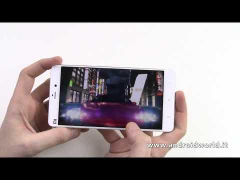 Xiaomi Mi Note, recensione in italiano