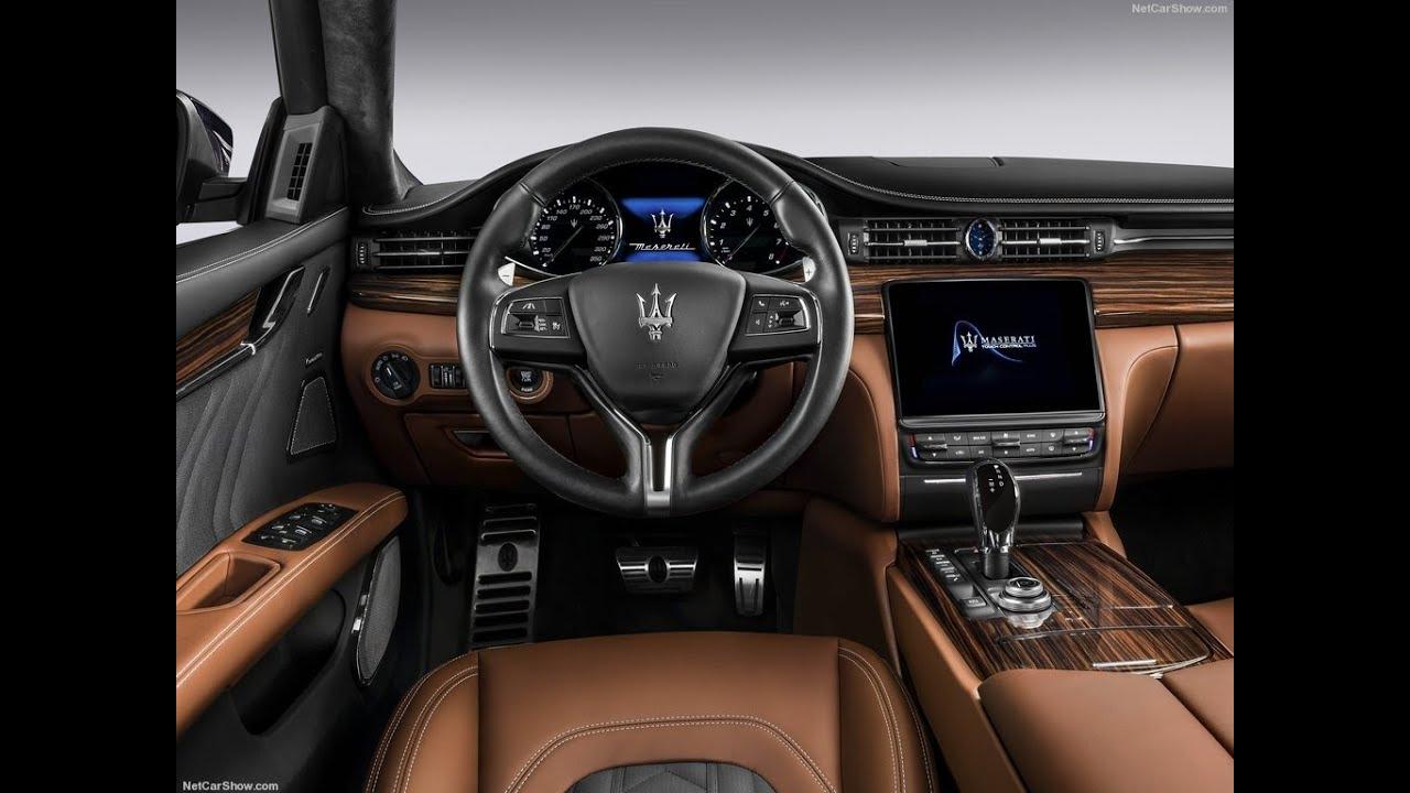 2017 Maserati Quattroporte - YouTube
