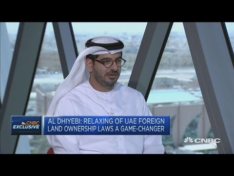 Abu Dhabi's property law reforms are 'game changing': CEO | Capital Connection