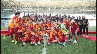 U21 Süper Kupa Finali | Galatasaray 4-0 Boluspor