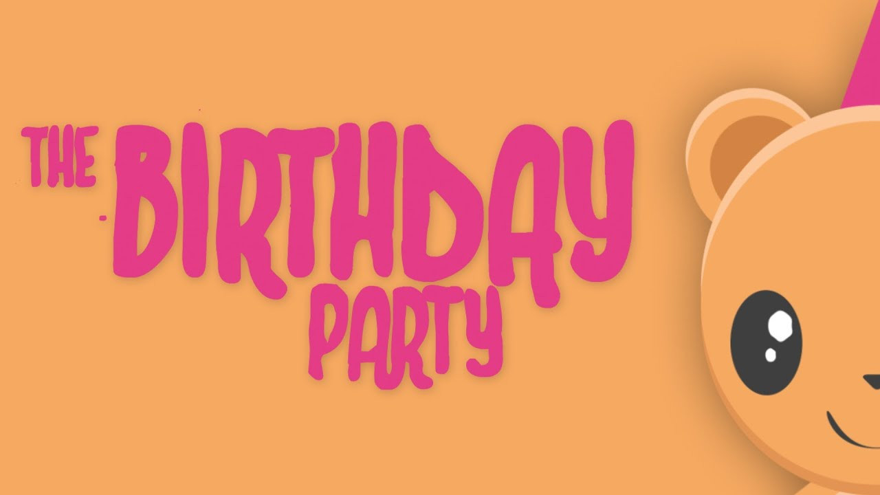 The Birthday Party (Animated Short) [1080p] - YouTube