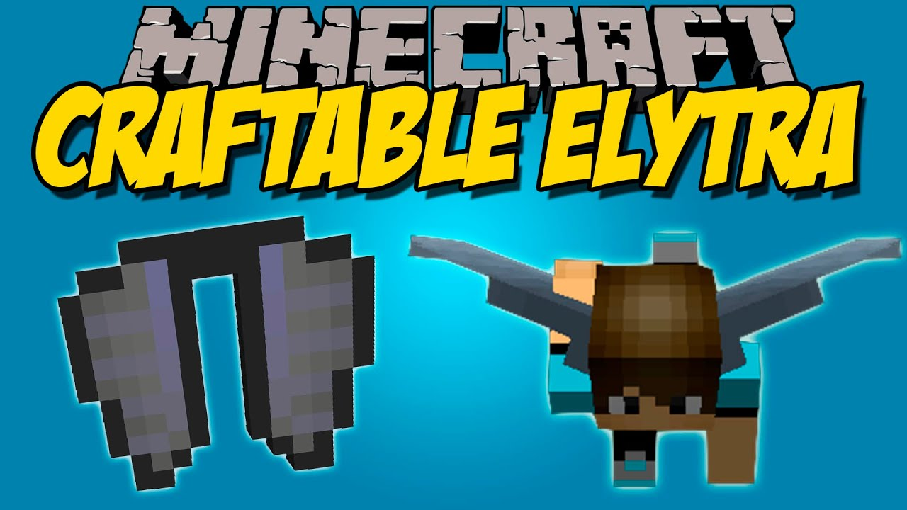 How Do You Craft An Elytra In Minecraft