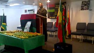 UNITED AFRICAN MOVEMENT 23RD ANNIVERSARY PT 2 [2011]