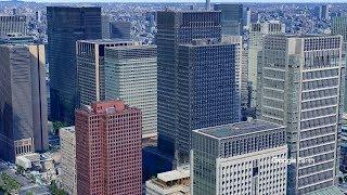 【日本の高層ビルランキング】44位「新丸の内ビルディング」