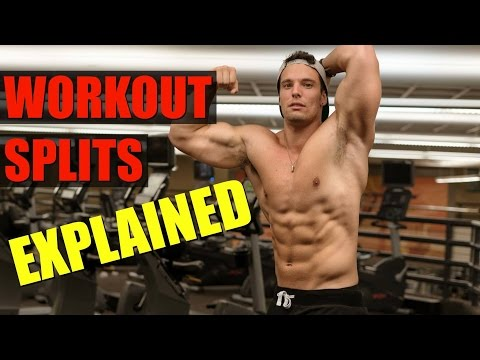 Workout Splits Which Option is the best for You