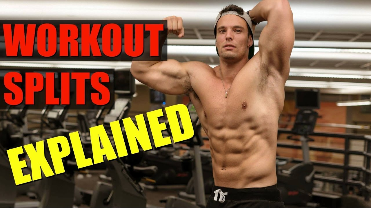 BEST WORKOUT SPLIT TO BUILD MUSCLE & LOSE FAT | Fat Loss Series ep  5
