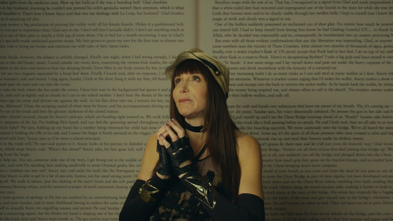 Author: The JT LeRoy Story | Trailer | New Release