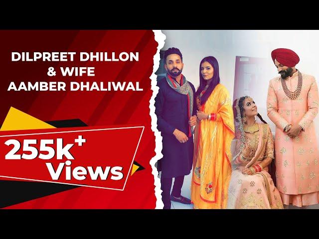 Dilpreet Dhillon & Wife Aamber Dhaliwal Split Over Serious Allegations | Ghaintpunjab