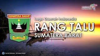 Rang Talu - Lagu Daerah Sumatera Barat (Karoke, Lirik dan Terjemahan)