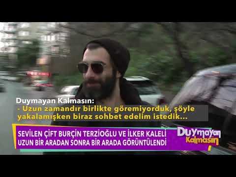 İlker Kaleli ve Burçin Terzioğlu  DuymayanKalmasın  06.02.2018