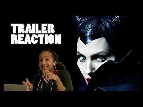 NEW MALEFICENT TRAILER REACTION!!!- Cinefix Now