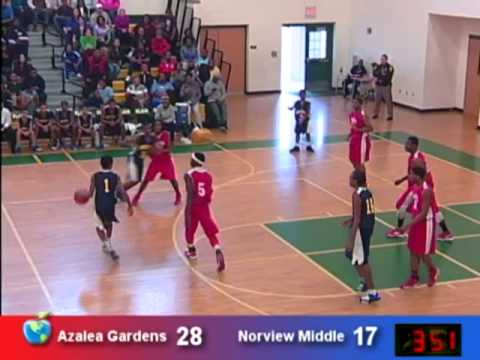 Middle School Boys Basketball Championship