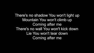 Reckless love- Corey Asbury Lyrics